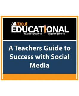 A Teachers Guide to Success with Social Media – Call 020 8368 5832 to run this INSET in your School