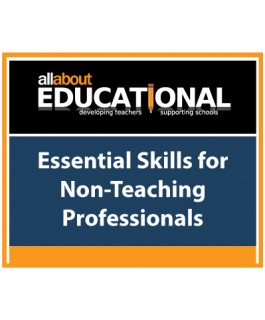 Essential Skills for Non-Teaching Professionals – Call 020 8368 5832 to run this INSET in your School