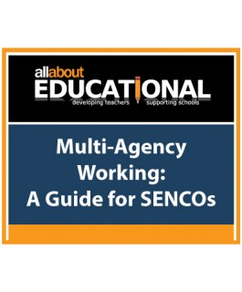 Multi-Agency Working: A Guide for SENCOs – Call 020 8368 5832 to run this INSET in your School