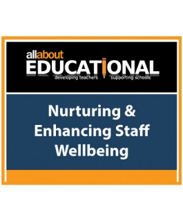 Nurturing & Enhancing Staff Wellbeing – Call 020 8368 5832 to run this INSET in your School