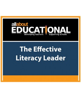 The Effective Literacy Leader – Call 020 8368 5832 to run this INSET in your School